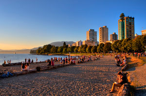 Vancouver - Credit Tourism Vancouver
