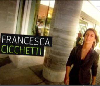Francesca Cicchetti vidéo