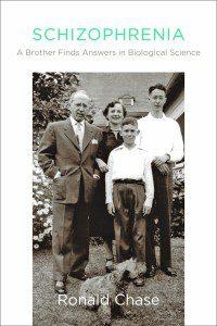 Ron Chase schizophrenia book