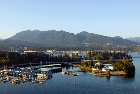 Westin Bayshore in Vancouver