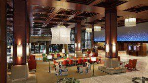 Toronto Centre Sheraton hotel