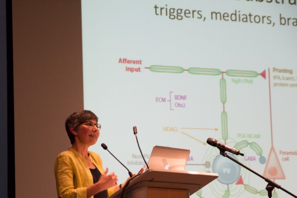 Janet Werker - CAN public lecture 2015