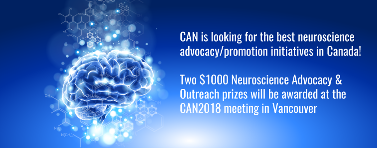CAN Advocacy awards 2018