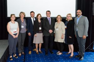 Science policy session at CAN2018