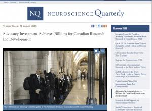 SfN's Neuroscience Quarterly