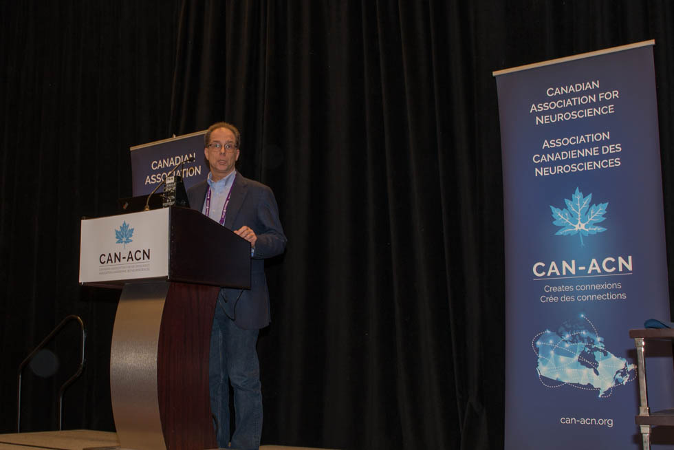 Sam Weiss, Scientific Director of CIHR's Institute of Neuroscience, Addiction and Mental Health